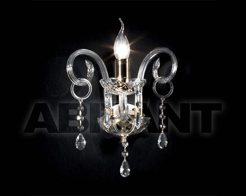 Купить Бра Ciciriello Lampadari s.r.l. Lighting Collection MARIA TERESA L6 applique 1 luce