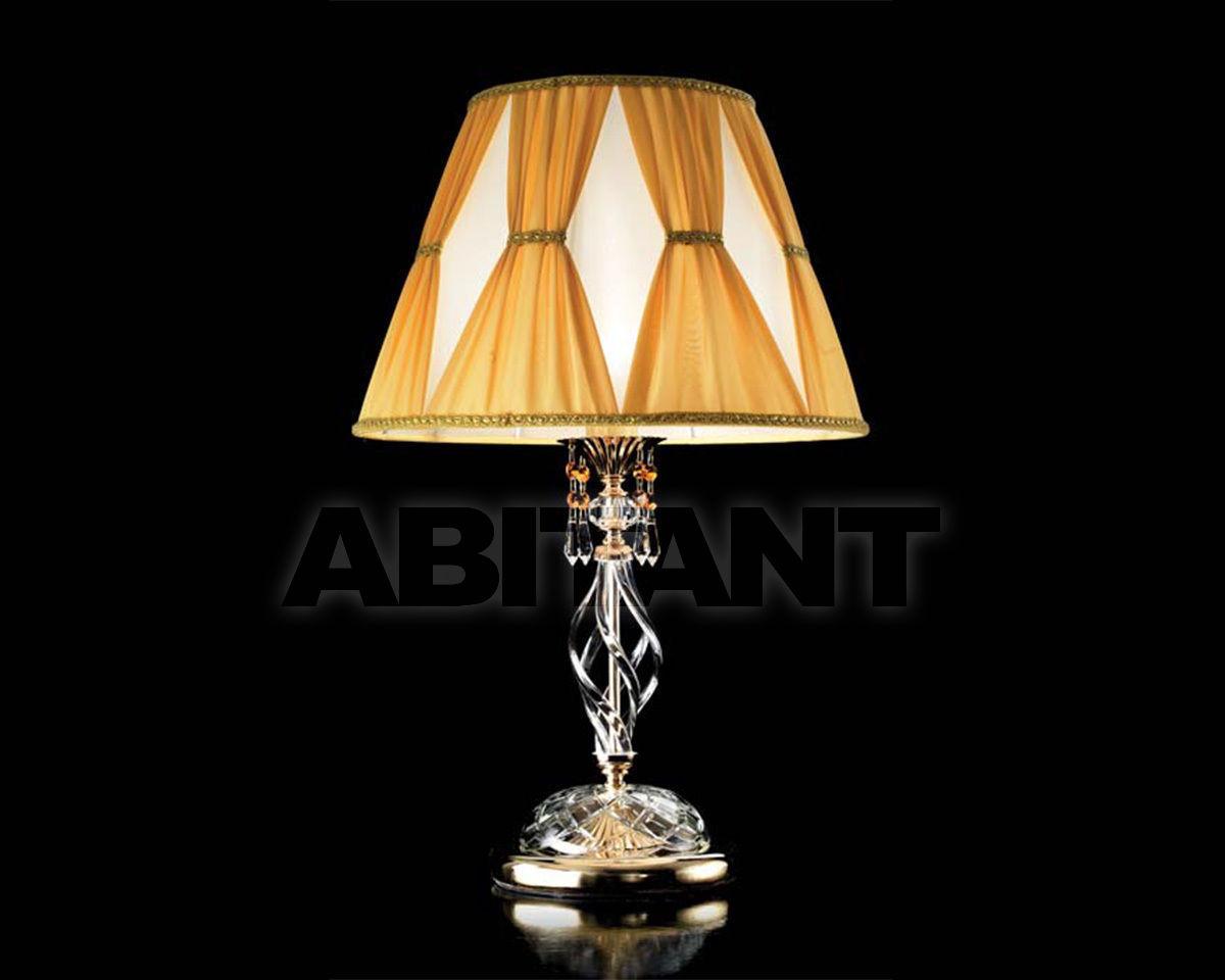 Купить Лампа настольная Ciciriello Lampadari s.r.l. Lighting Collection INGRID lume grande