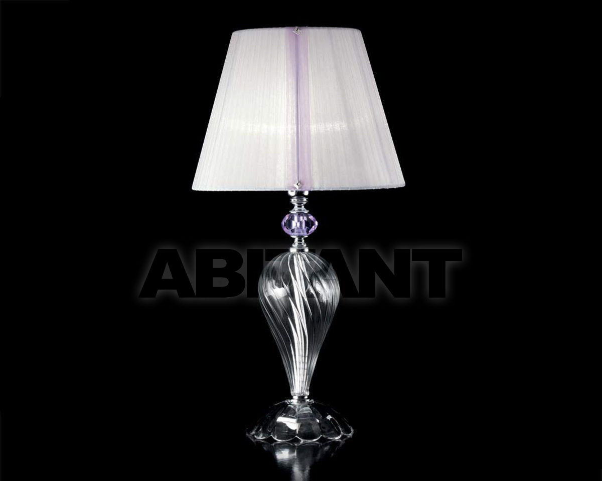 Купить Лампа настольная Ciciriello Lampadari s.r.l. Lighting Collection EBE lume piccolo