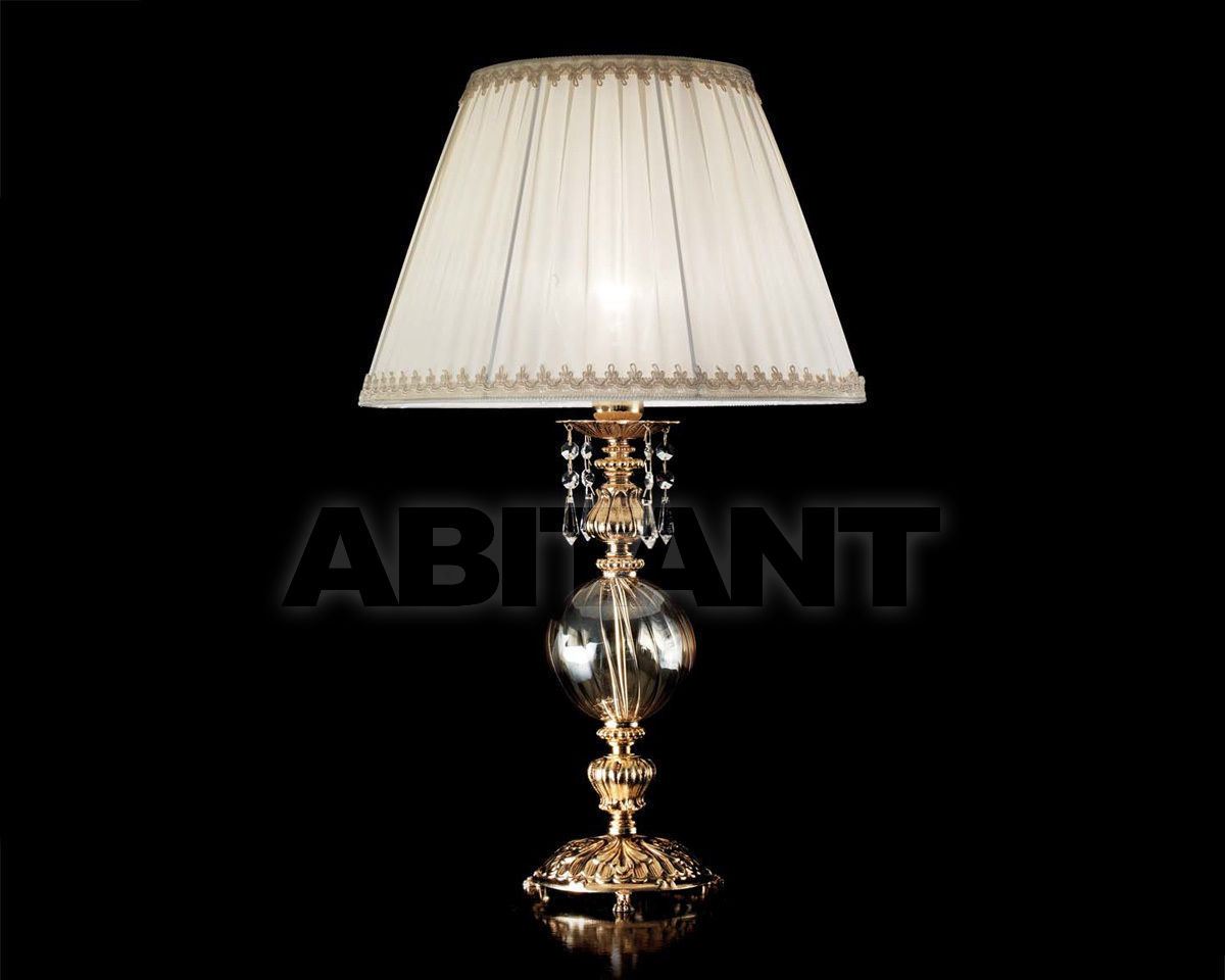 Купить Лампа настольная Ciciriello Lampadari s.r.l. Lighting Collection GIOIA lume grande