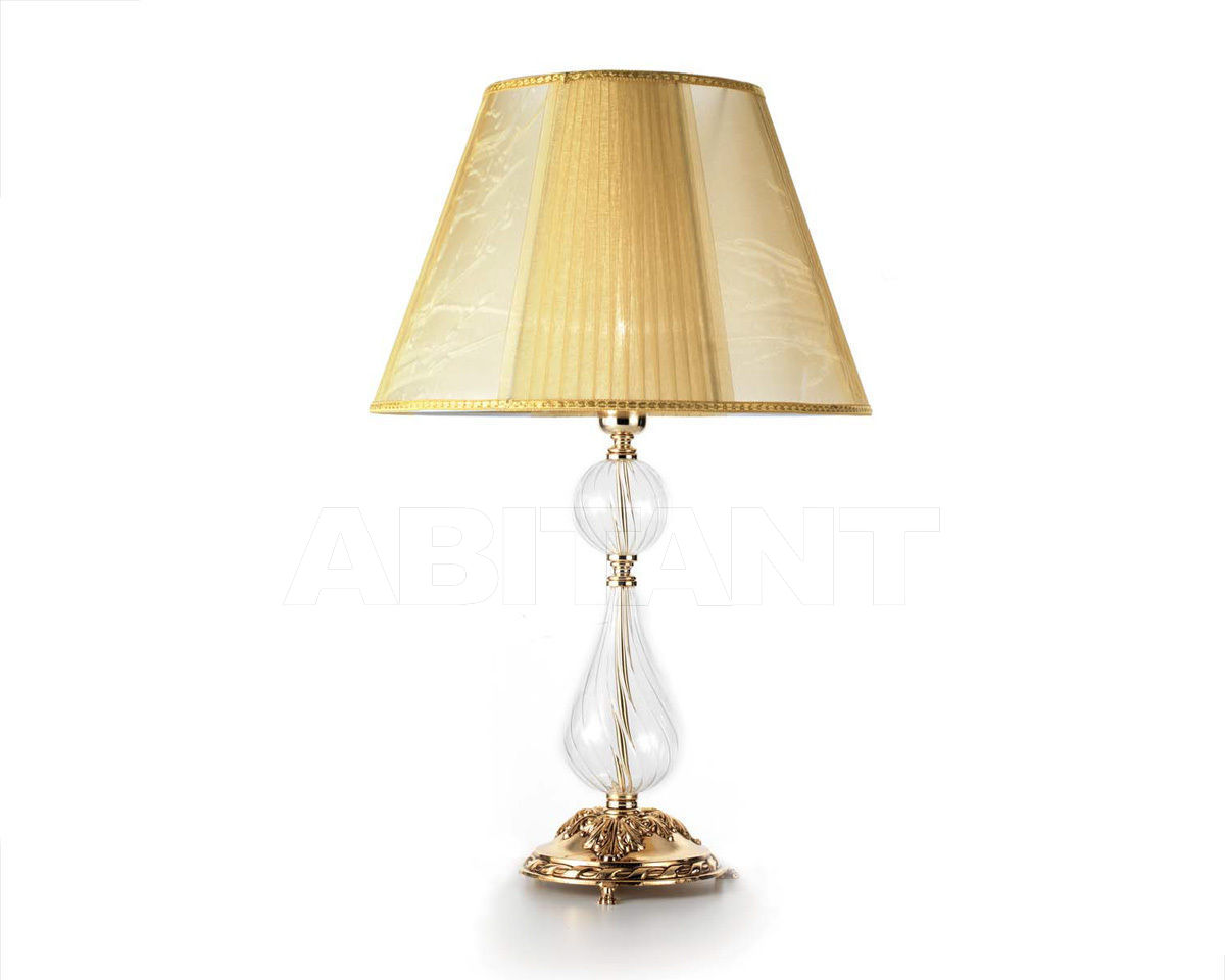 Купить Лампа настольная Ciciriello Lampadari s.r.l. Lighting Collection NIVES lume grande