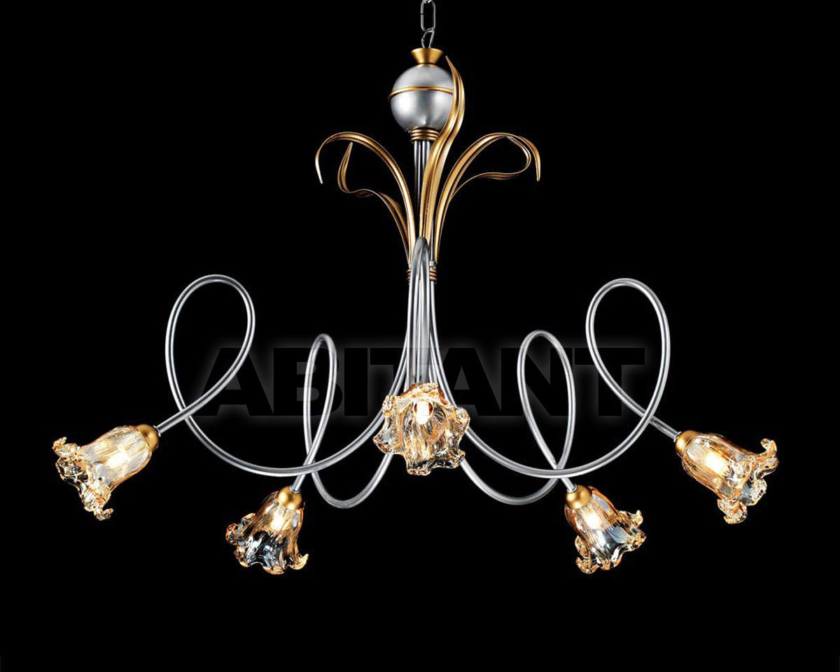 Купить Люстра Ciciriello Lampadari s.r.l. Lighting Collection FIRENZE lampadario 5 luci