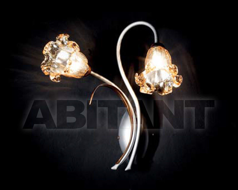 Купить Светильник настенный Ciciriello Lampadari s.r.l. Lighting Collection FIRENZE applique 2 luce
