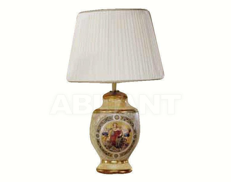 Купить Лампа настольная Sarri Rinascimento 04751G B17