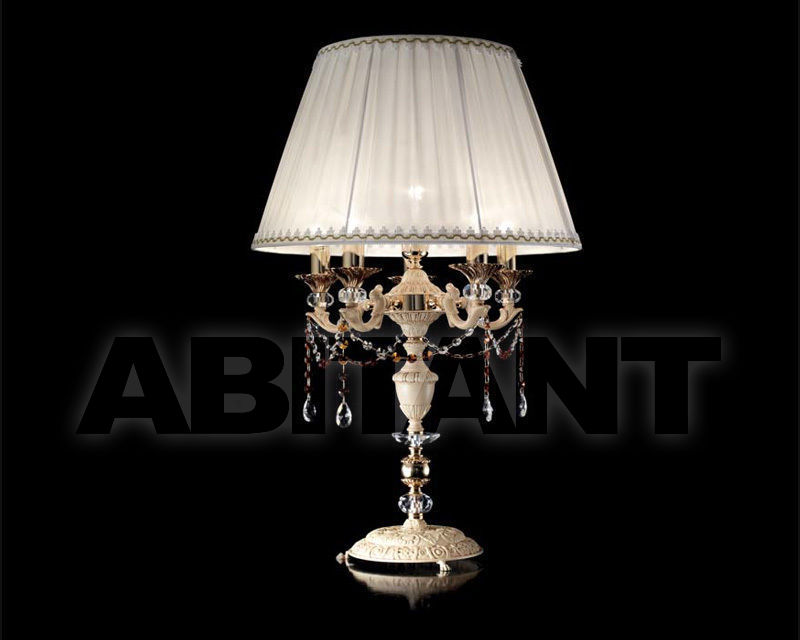 Купить Лампа настольная Ciciriello Lampadari s.r.l. Lighting Collection 461 lampada 5+1 luci