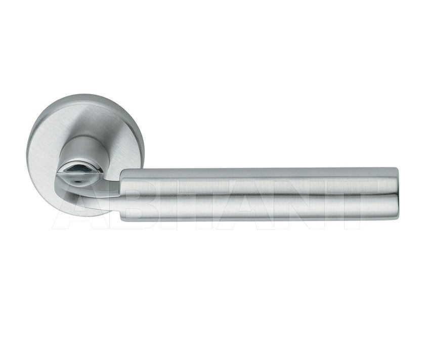 Купить Дверная ручка Valli&Valli 2012 H 1026 R8 chromo / chrome satin