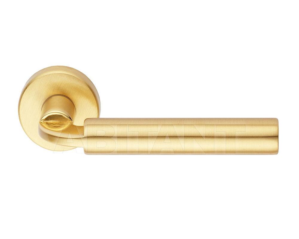 Купить Дверная ручка Valli&Valli 2012 H 1026 R8 Gold/ gold satin