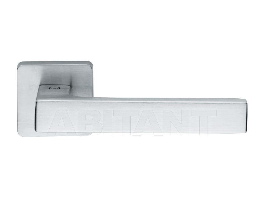 Купить Дверная ручка Valli&Valli 2012 H 1049 R8 chrome satin