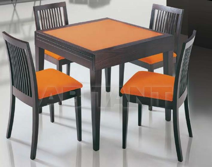 Купить Стол обеденный Di Lazzaro Tavoli Vetro MIAMI - t 78