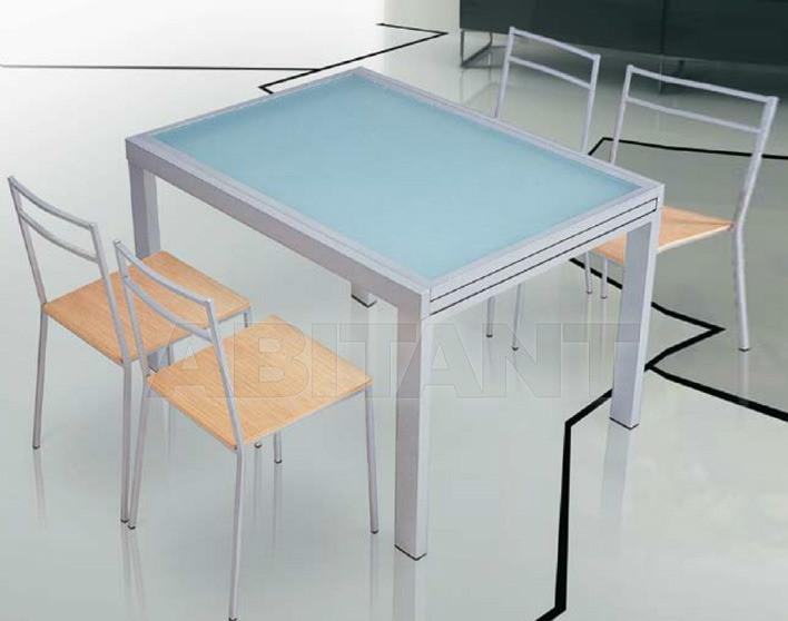 Купить Стол обеденный Di Lazzaro Tavoli Vetro TOKYO - t 66