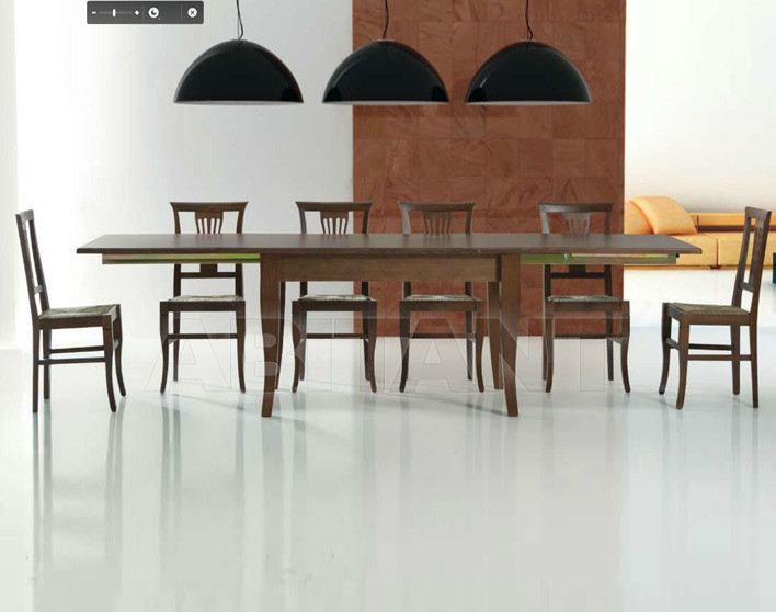 Купить Стол обеденный Di Lazzaro Tavoli Laminati SPAZIO - t 4