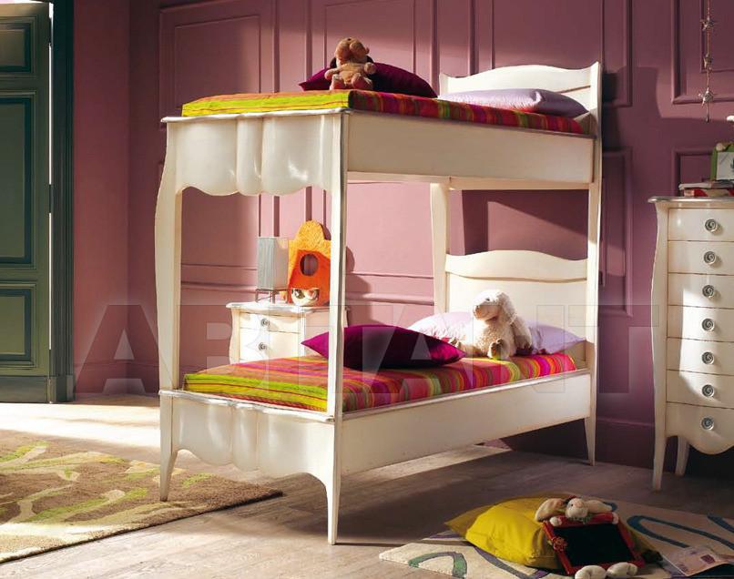 Купить Кровать детская Modenese Gastone Leondoro ct14