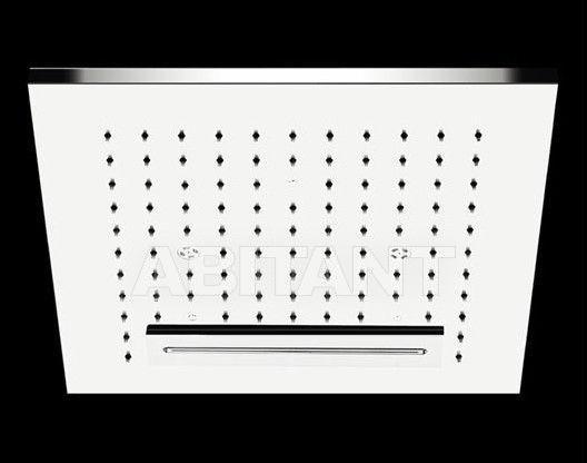 Купить Лейка душевая потолочная QUADRO Gessi Spa Bathroom Collection 2012 32947 238 Mirror Steel