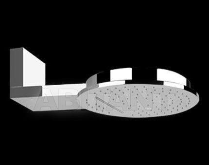 Купить Лейка душевая настенная TONDO Gessi Spa Bathroom Collection 2012 40442 238 Mirror Steel
