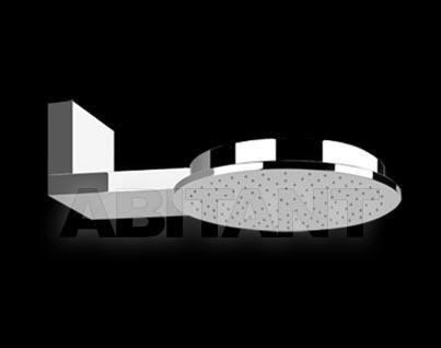 Купить Лейка душевая настенная TONDO Gessi Spa Bathroom Collection 2012 40401 238 Mirror Steel