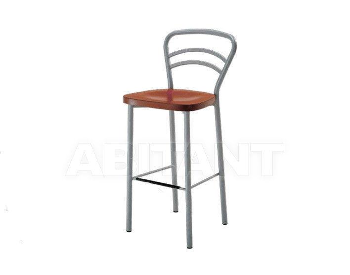 Купить Барный стул Di Lazzaro Sedie E Sgabelli In Metallo STELLA sgabello - 657