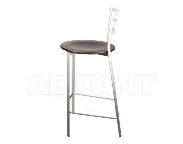 Купить Барный стул Di Lazzaro Sedie E Sgabelli In Metallo SUMMER sgabello H 74 - 638