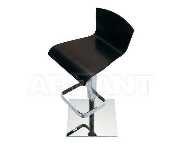 Барный стул светло серый di lazzaro ugo gas quadro sgabello