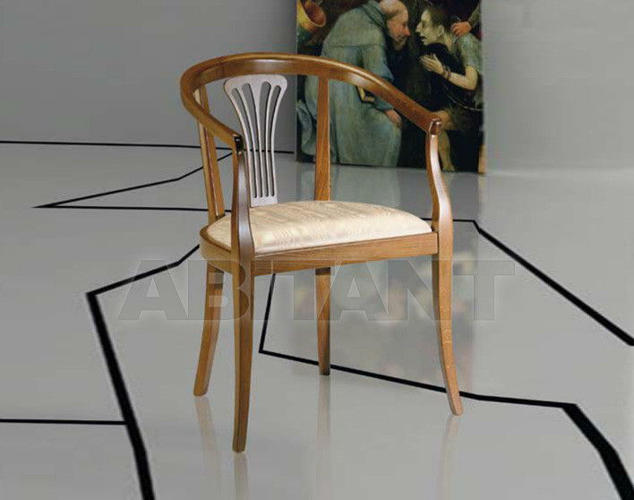 Купить Стул с подлокотниками Di Lazzaro Poltrone Classiche ALESSIA - 147