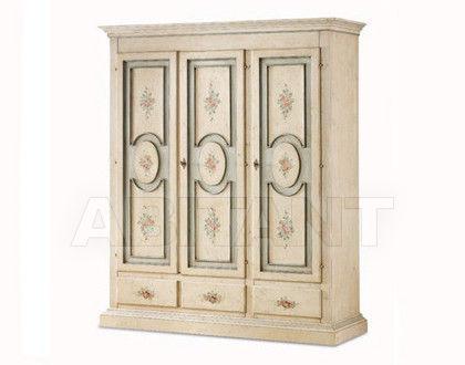Купить Шкаф гардеробный Zanchettin Artigianato Italiano 1433/A