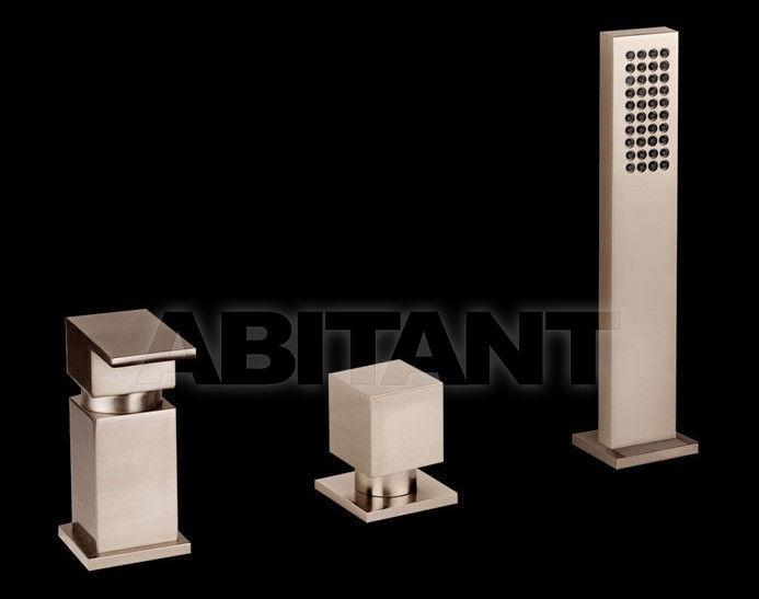 Купить Смеситель для ванны Gessi Spa Bathroom Collection 2012 20043 031 Хром