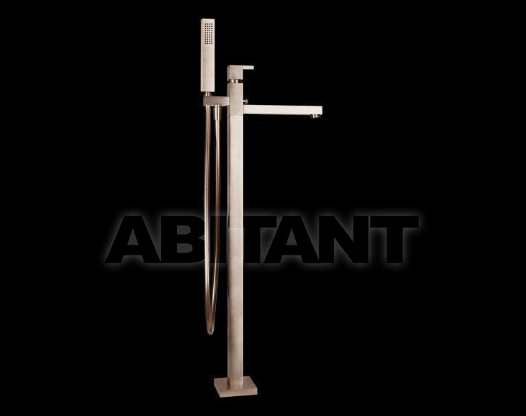 Купить Смеситель напольный Gessi Spa Bathroom Collection 2012 24928 031 Хром
