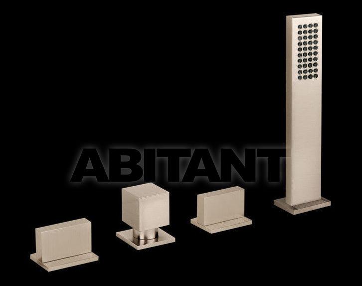 Купить Смеситель для ванны Gessi Spa Bathroom Collection 2012 20343 031 Хром
