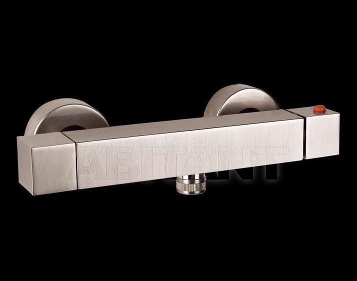 Купить Смеситель термостатический Gessi Spa Bathroom Collection 2012 19431 031 Хром