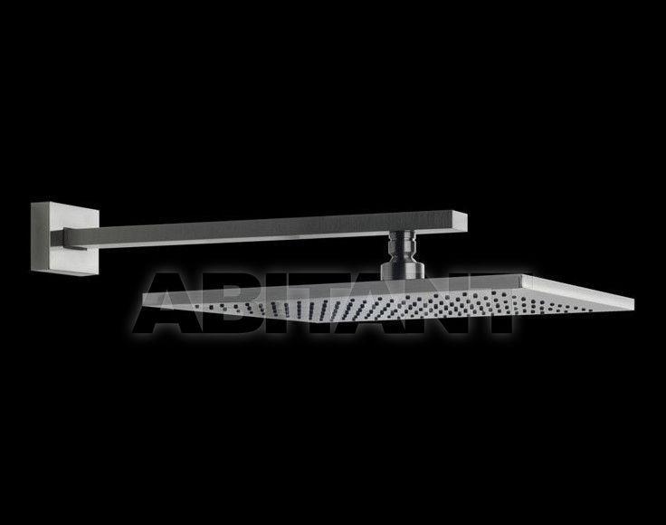Купить Лейка душевая настенная RETTANGOLO shower Gessi Spa Bathroom Collection 2012 15185 031 Хром