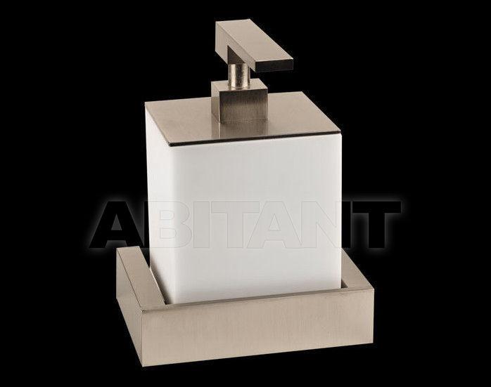Купить Дозатор для мыла RETTANGOLO accessories Gessi Spa Bathroom Collection 2012 20813 Chrome