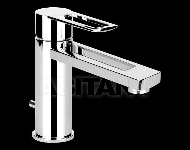 Купить Смеситель для раковины Gessi Spa Bathroom Collection 2012 34201 031 Хром
