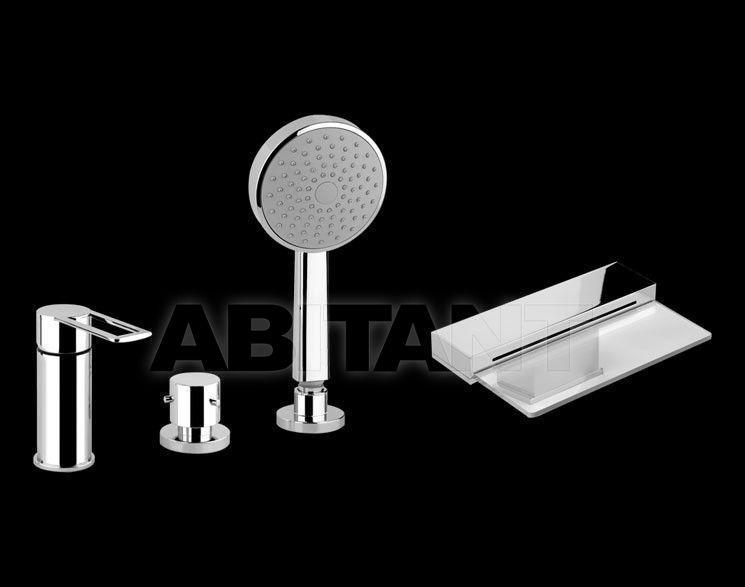Купить Смеситель для ванны Gessi Spa Bathroom Collection 2012 34245 031 Хром