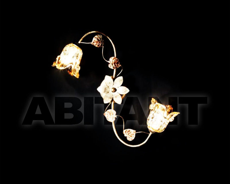 Купить Светильник Ciciriello Lampadari s.r.l. Lighting Collection 2480 plafoniera 2 luci