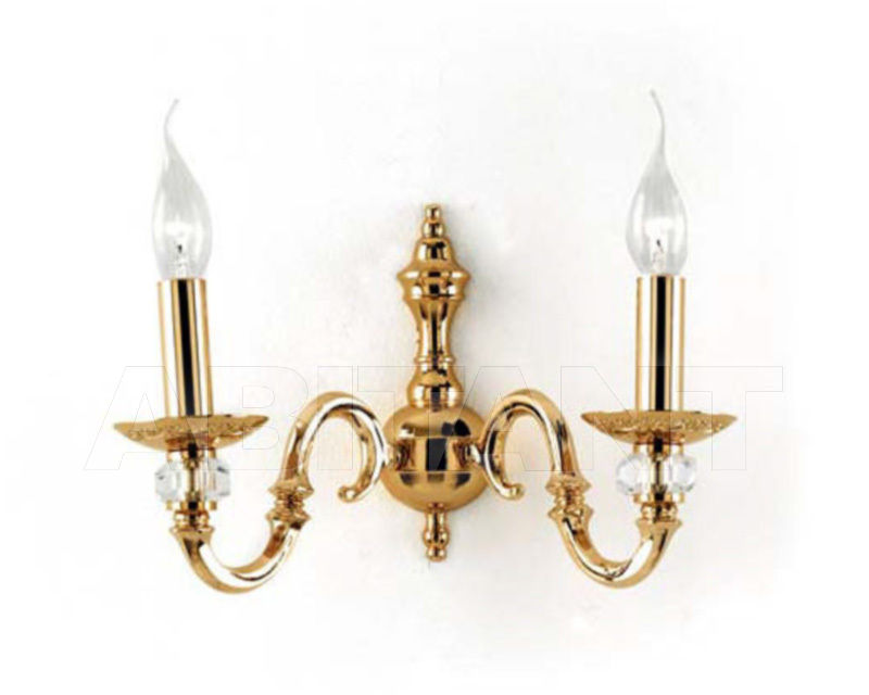 Купить Бра Ciciriello Lampadari s.r.l. Lighting Collection DEBORA applique 2 luci