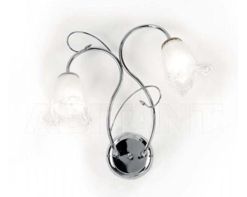 Купить Бра Ciciriello Lampadari s.r.l. Lighting Collection CAMILLA applique 2 luce