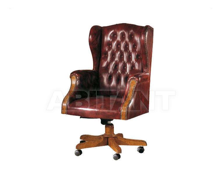 Купить Кресло для кабинета Modenese Gastone Leondoro 7344