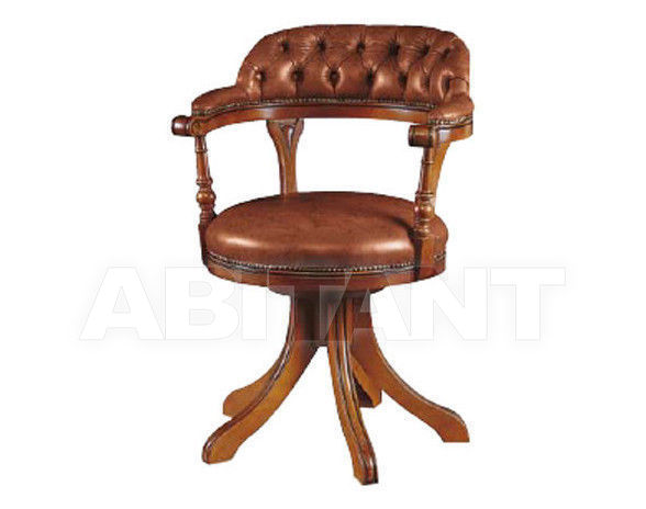 Купить Кресло для кабинета Modenese Gastone Leondoro 7720
