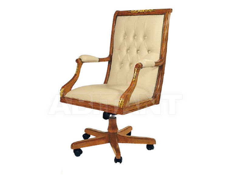 Купить Кресло для кабинета Modenese Gastone Leondoro 7722