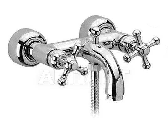 Купить Смеситель для ванны Pentagono Rubinetteria Tradizionale 250V2000CH1C