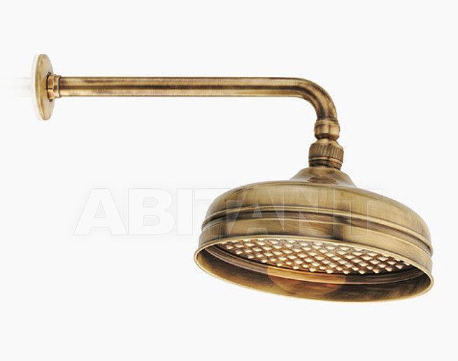 Купить Лейка душевая настенная Rubinetteria Porta & Bini Classic 6010