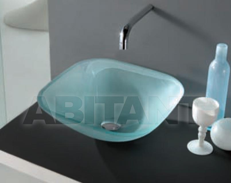 Купить Раковина накладная The Bath Collection Cristal Glass 3009FR