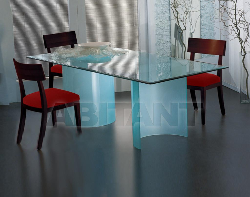 Купить Стол обеденный La Vetreria Classic 800T