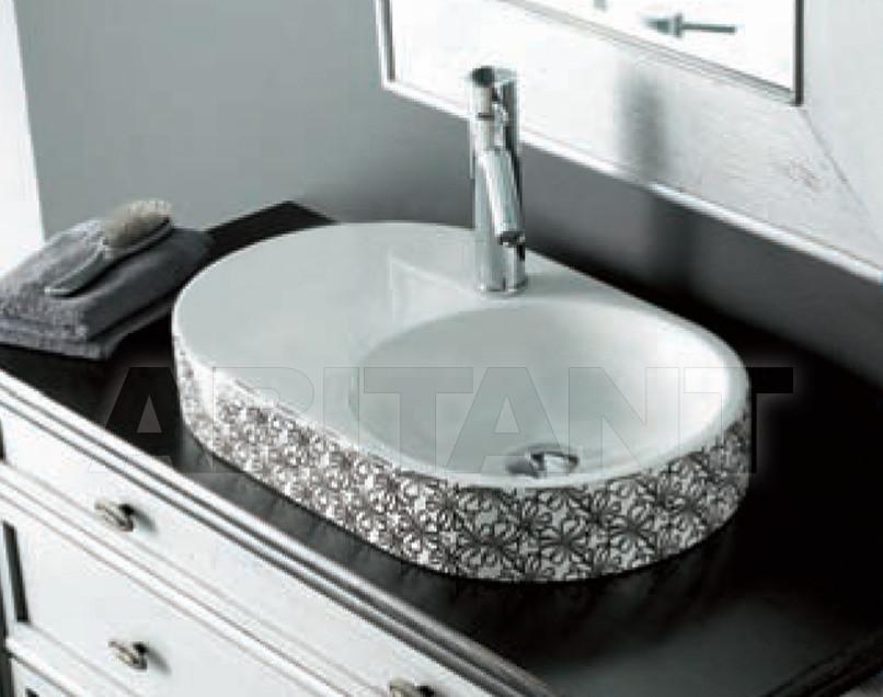 Купить Раковина накладная The Bath Collection Decorado 0065D