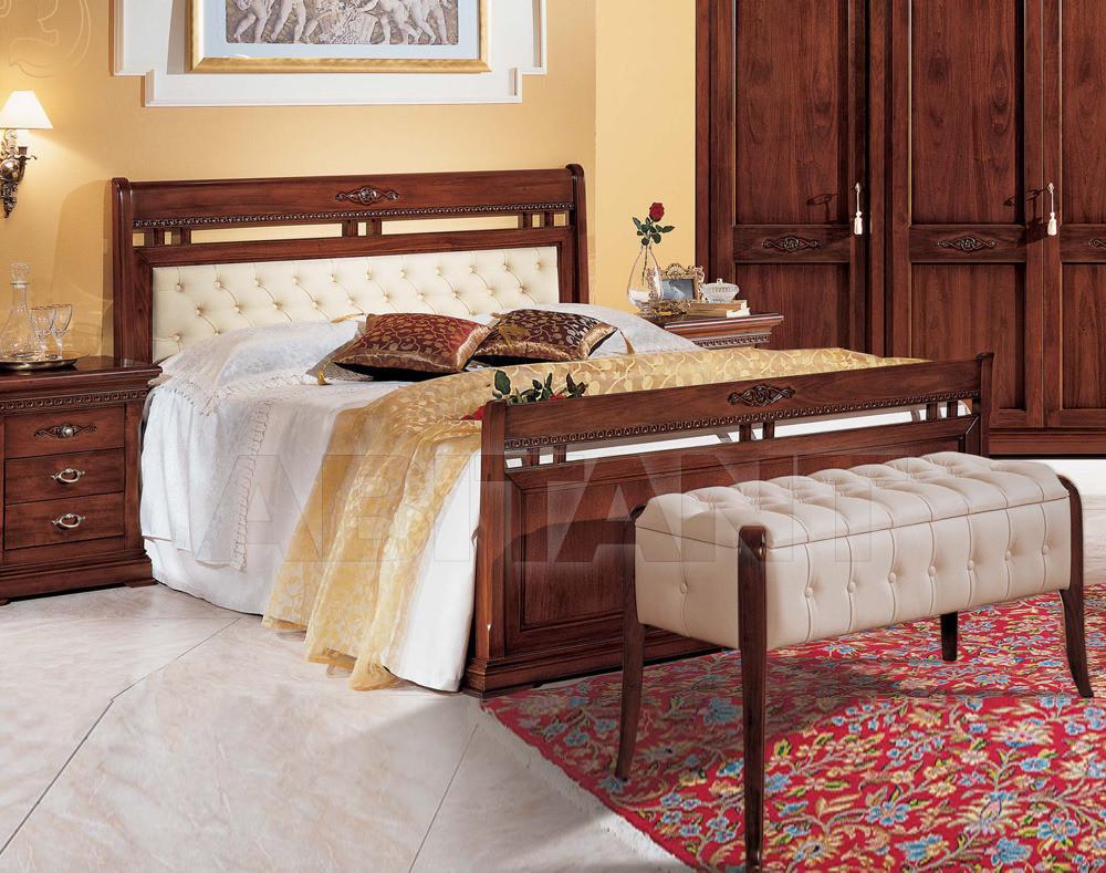 Купить Кровать BMP di Balestrieri Giancarlo & C. snc Vienna V1001