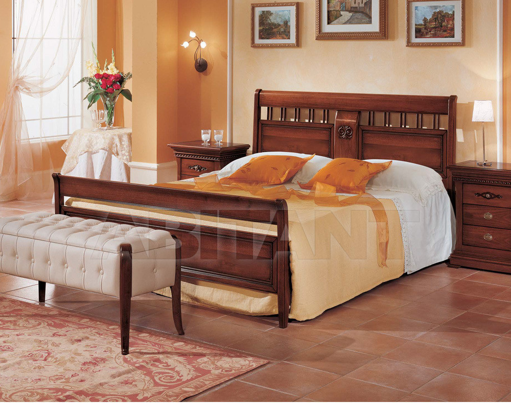 Купить Кровать BMP di Balestrieri Giancarlo & C. snc Vienna V1012