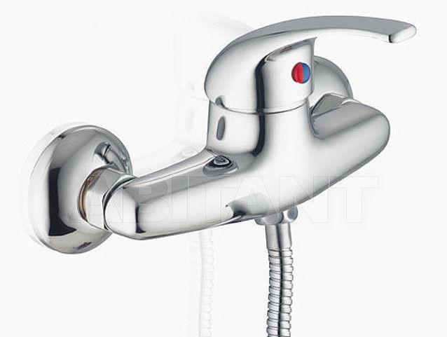 Купить Смеситель настенный Rubinetteria Porta & Bini Standard 641