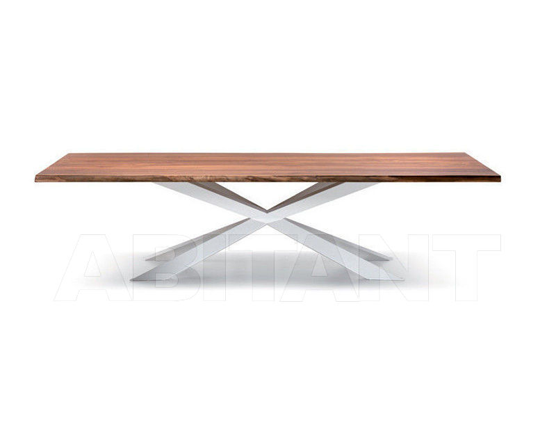 Купить Стол обеденный Cattelan Italia 2011 Spyder Wood