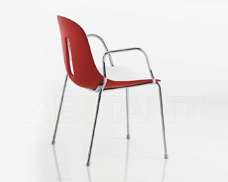 Купить Стул с подлокотниками Chairs&More Euro  GOTHAM P