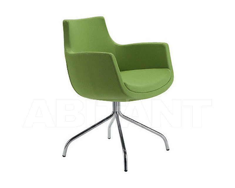 Купить Кресло Chairs&More Euro LOLLIPOP 1 green