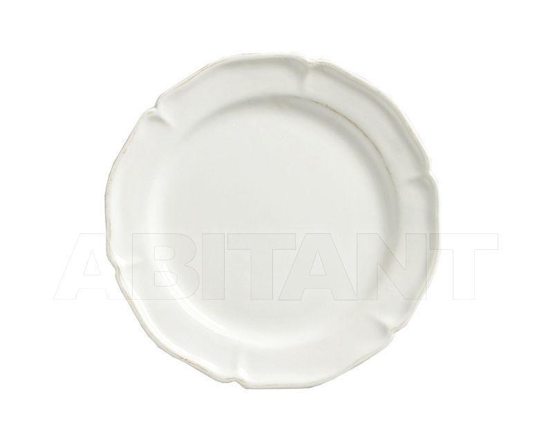 Купить Тарелка десертная, фаянс, олово Mis En Demeure VFC0110 00